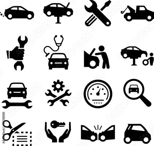 Car Repair - Black Series