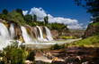 Muradiye waterfall, Van Turkey - 164415545
