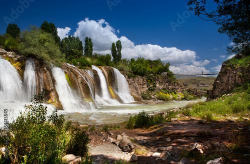 Muradiye waterfall, Van Turkey