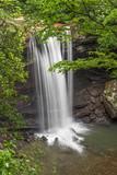 Waterfall on Cucumber Run, Pennsylvania
