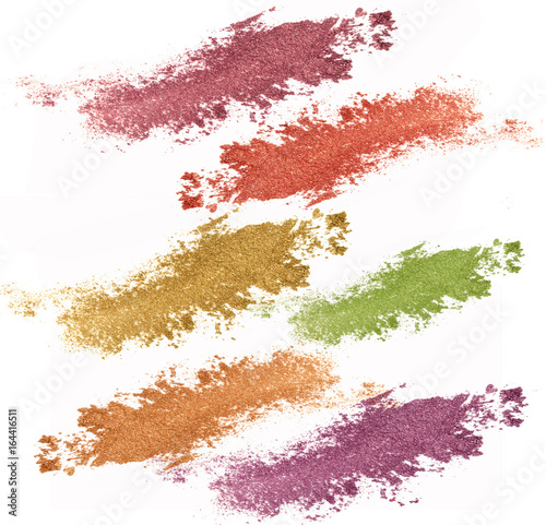 Poster Colors shade glitter eye shadow