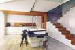 modern kitchen interior - 164473725