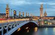 The Most Beautiful Bridge of Paris