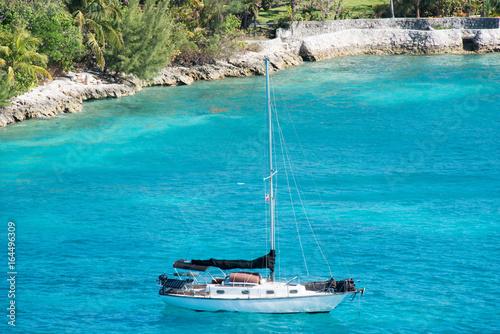 Poster Sail boat