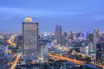 View Bangkok Business District