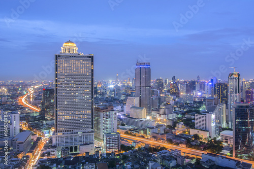 View Bangkok Business District
