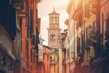 Streets of Verona Italy - 164561530