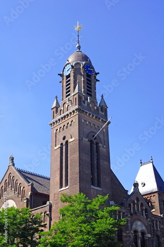 De Remonstrantse Kerk in Rotterdam
