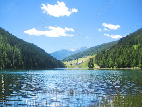 Bergsee in Süd-Tirol