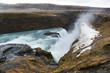 Cascata di Gullfoss in inverno, Islanda - 164603767