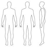 Fashion man figure - 164619135