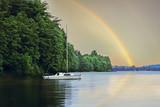 Fototapeta Rainbow - Kaszuby-po wieczornej burzy © Janusz Lipiński