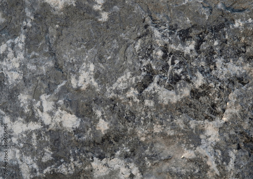 Close up of texture on nature rock. Gray texture of nature stone.