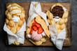 Hong kong waffles - 164674773
