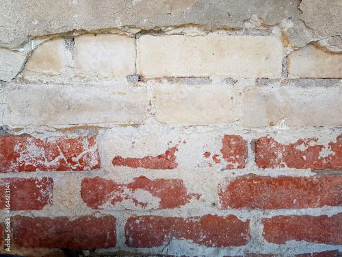 Papiers peints Brick wall Alte Mauer