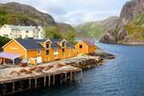 Nusfjord, Norway - 164701771