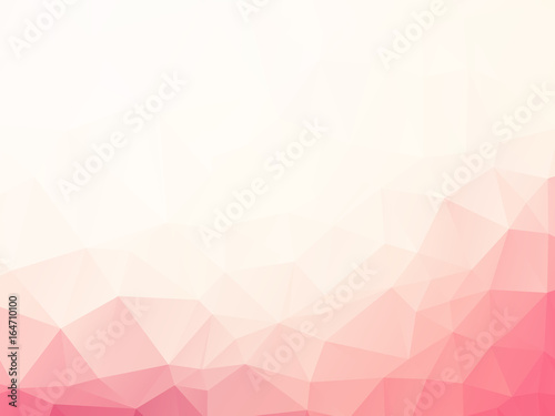 abstract soft pink geometric background