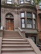 New York brownstone apartment buildings