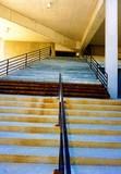Modern External Stairway - Brutal Architectural Style - England