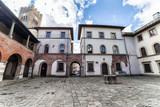 Altopascio, Lucca, Piazza Ospitalieri