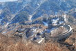 The Great Wall of China in the Cold
