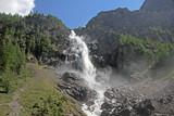 Wasserfall, Engstligen bei Adelboden, Schweiz