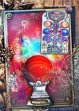 Magic crystal ball,key,and esoteric draws  - 164863937