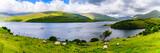 Lough Nafooey, County Clare, Ireland.