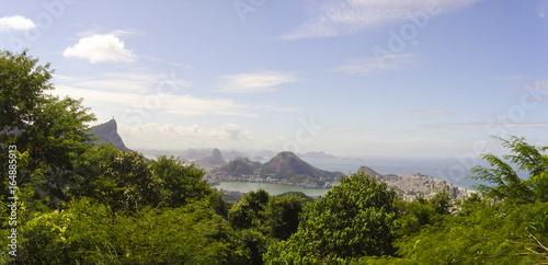 Chinese View in Rio de Janeiro Brazil