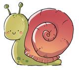 Insect Ślimak ilustracji