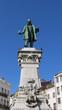 Portugal - Coimbra - Statue Joaquimo Antonio de Aguiar, place Largo da Portagem
