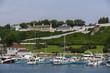 Mackinac Island fort