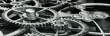 Zahnräder und Getriebe als Konzept für Teamwork