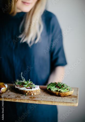 Avocado Toast  - 165033747