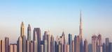 Skyline w Dubaju, Zjednoczone Emiraty Arabskie