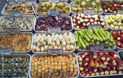 Naschmarkt Vienna's most popular market