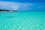 beach in Maldives - 165074951