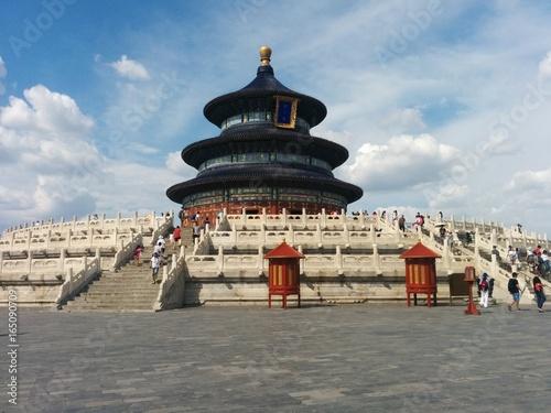 Foto op Aluminium Peking Temple of Heaven (Beijing)