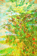 Beautiful, Summer, floral, artistic background - 165097155
