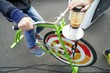 Vélo à smoothies - 165097776