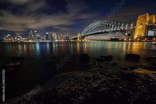Sydney ville © YANN BORNE