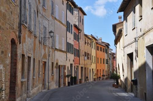 Foto op Canvas Cappuccino südliche Toskana