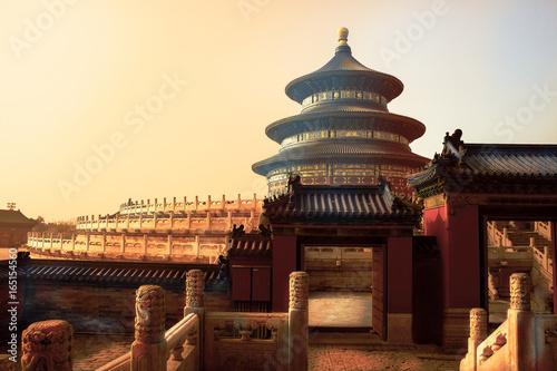 Foto op Aluminium Peking tempio del cielo