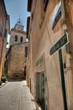 Church in Ceyreste (France)