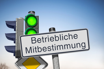 Signale auf Grün für die Betriebliche Mitbestimmung