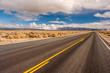 Quadro Open highway in California