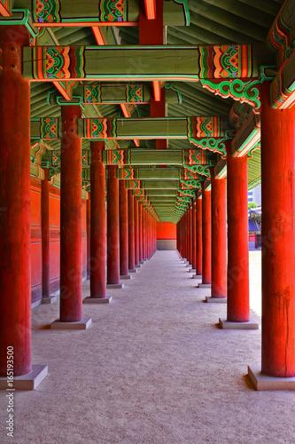 Foto op Plexiglas Seoel Beauty of Changdeok Palace in Seoul