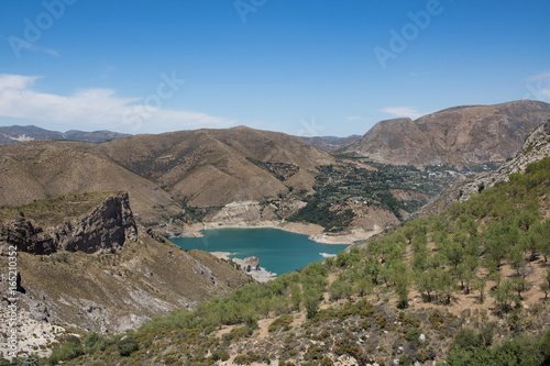 Traumhaft - die Landschaft der Sierra Nevada