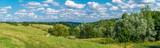 Landschafts Panorama