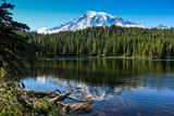 Reflection Lakes, Mount Rainier National Park